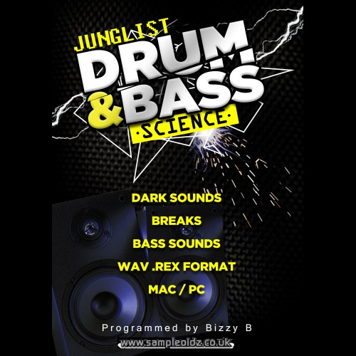 Bizzy B -Jungle Drum and Bass Science